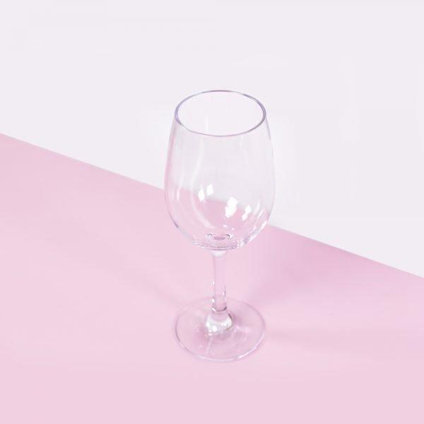 Polycarbonate Wine Glass