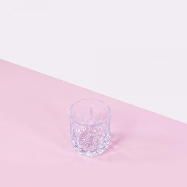 Polycarbonate Whisky Rocks Glass